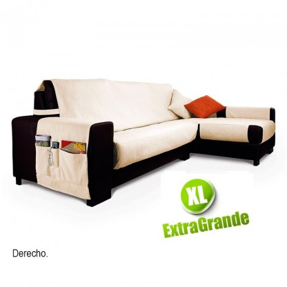 Sofa chaise longue Vienna cover