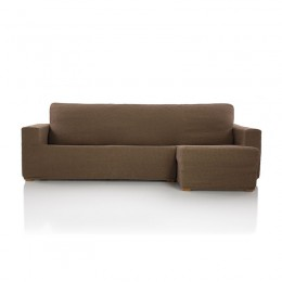 Bi-stretch chaise longue sofa cover Render