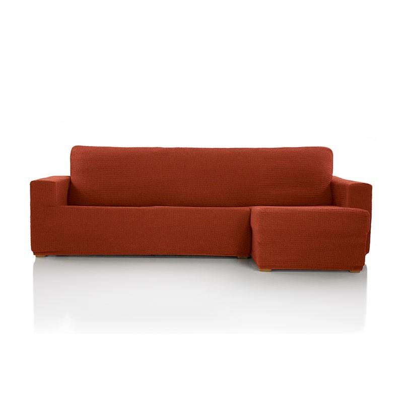 Bi stretch chaise longue sofa cover Render