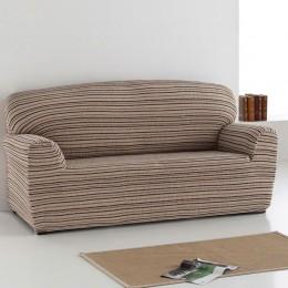 Bi-stretch sofa cover Carlota