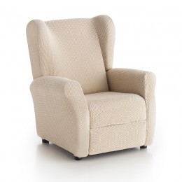 Recliner armchair cover Zafiro
