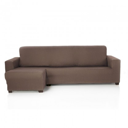 Cover sofa chaise longue elastic Rustica