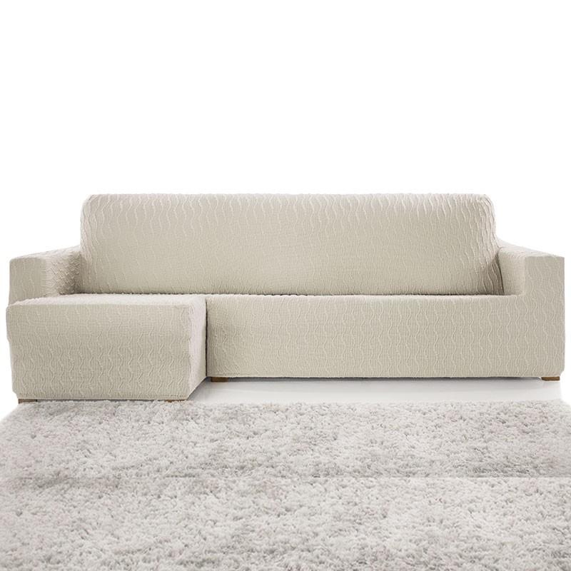 Super stretch chaise longue sofa  cover Baltoro
